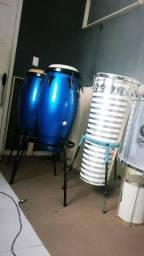 Congas + Timbal