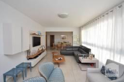 Apartamento à venda com 4 dormitórios em Santo antônio, Belo horizonte cod:103210