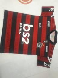 T-shirts Feminina Flamengo