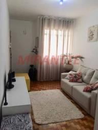 Apartamento à venda com 1 dormitórios em Santana, São paulo cod:329713