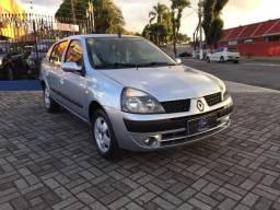 Clio Sedan *Completo* venha conferir em nossa loja. financia 100% , aprovamos na hora - 2005