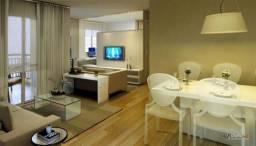 Apartamento à venda, belenzinho, 59m², 2 dormitórios, 1 suíte, 1 vaga! pronto!