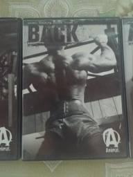 Dvds de musculação