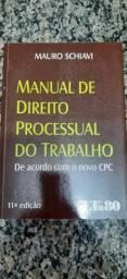 Manual de Direito Processual do Trabalho - Livro