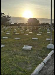 Jazigo - Cemitério Parque da Paz Ponta da Fruta
