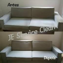 JE Service Clean Lavagem a Seco