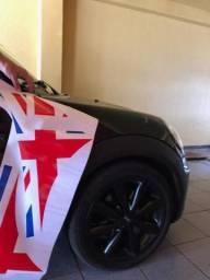 Bandeira Inglaterra para o Paralama Mini Cooper (par)