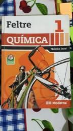 Quimica Geral- volume 1 Ricardo Feltre 7 edição R$70,00 (Usado)