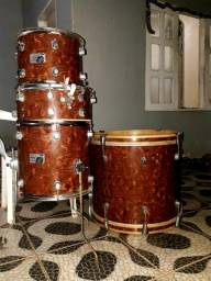 Bateria Dolphin Drums