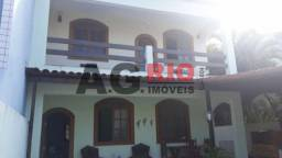 Casa de condomínio à venda com 3 dormitórios em Taquara, Rio de janeiro cod:FRCN30020