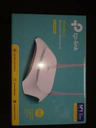 Roteador novo Tep link fibra óptica