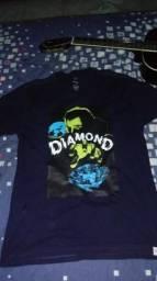 Blusa diamond original usada 2 vezes