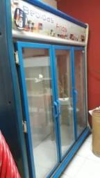 Freezer Vestical 3 portas