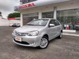 Toyota Etios ETIOS SEDAN XLS 1.5 MANUAL 4P - 2016