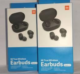 Fones de ouvido<br>airdots 2 original xiaomi versão global (gamer com microfone)