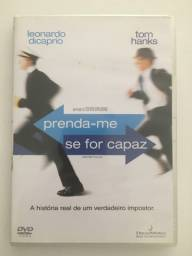 DVD - Prenda-me se for capaz