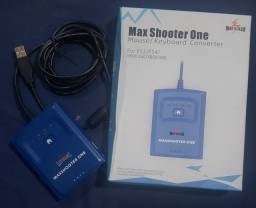 Max shooter one ps4, ps3, xbox 360 e xbox one seminovo