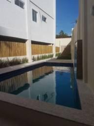 Apartamento para alugar com 1 dormitórios em Pitangueiras, Lauro de freitas cod:PP206