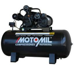 Compressor de ar MotoMil Profissional