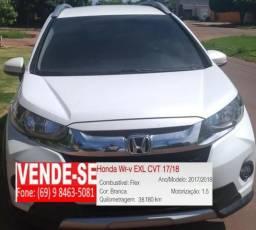 Honda SUV Wr-v 2017/2018 em perfeito estado de conservação - 2018