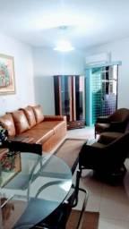 Luxuoso apartamento mobiliado. Edifício Samurai