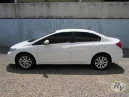 CIVIC 2012/2012 1.8 LXS 16V FLEX 4P AUTOMÁTICO - 2012