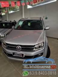 Volkswagen AMAROK High.CD 2.0 16V TDI 4x4 Dies. Aut - 2013