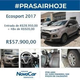 Ecosport FST Automática - *Único dono - 2017