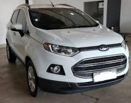 Ford Ecosport Titanium + Automática Ipva 2020 Pago - 2013