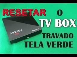 Recupero sistema tv box e atualizo