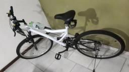 Bike Multimarcas Full Suspension Aro 26