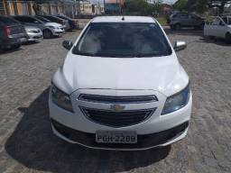 Chevrolet Prisma 1.4, cor Branco - 2013