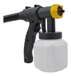 Pistola para Pintura Elétrica Mega Spray MST-5 Ferrari