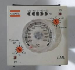 Controlador Temp. Analógico Coel Lml/2-j 600c110/220vca.novo