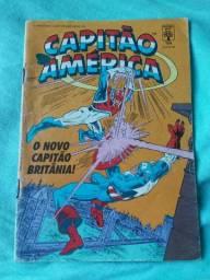 Gibi Capitão América 1988