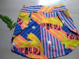 Short saia legging  M / nova so venda