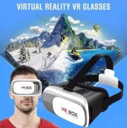 VR Box - Óculos de Realidade virtual