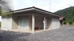 Alugo Sitio em Garuva com Casa