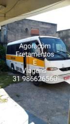 Micro ônibus 2000