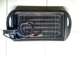 Churrasqueira Elétrica Fischer Grill 127v