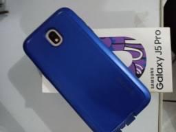 Samsung J5 Pro na caixa com nota (trocar display)