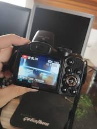 Camera Fujifilm com case