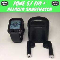 PROMOÇÃO: Relógio Smartwatch IP67 - (Android/iOS)