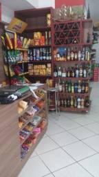 Espetacular loja de conveniência e minimercado