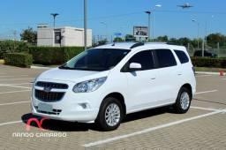 Chevrolet Spin LT 1.8 AT - Único dono - IPVA 21 pago