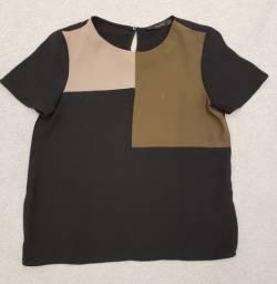 Blusas e camisa manga curta
