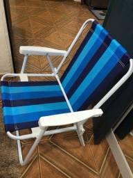 Título do anúncio: Cadeira de praia