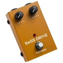 Título do anúncio: Pedal bass drive fuhrmann super novo na caixa