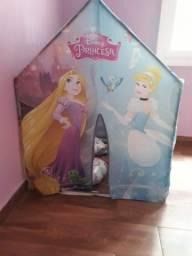 Barraca cabana das princesas