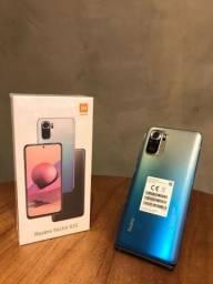 Título do anúncio: Redmi Note 10s Ocean Blue